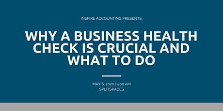 Why a Business Health Check is Crucial? tickets