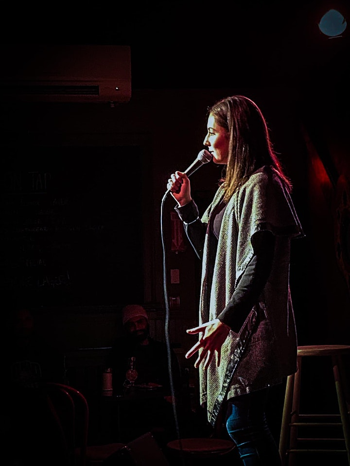 PlusTime Comedy Night - March 5th image