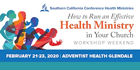 How to Run an Effective Health Ministry in Your Church tickets