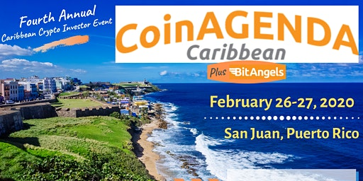 CoinAgenda Caribbean 2020 plus BitAngels Pitch Day