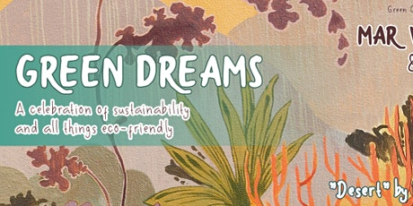 Green Dreams March 7th Art Walk tickets