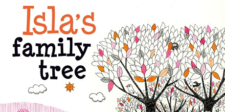 Saturday Family Fun: Isla's Family Tree - Wallsend Library tickets