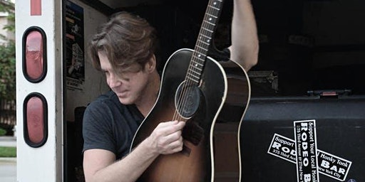 John Eddie (Solo) Friday March 13 - This Ticket 9 PM - 10:30 PM $ 25 + Fees