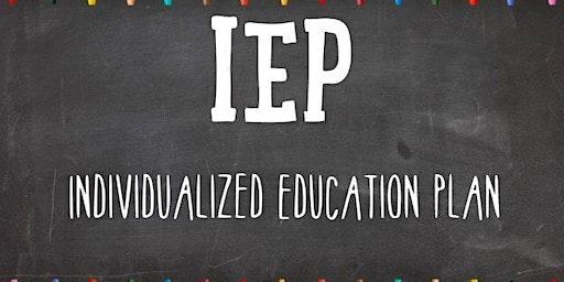 Free IEP Workshop