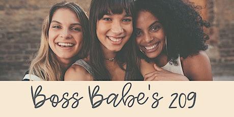 BOSS BABE'S 209 - A WOMEN'S EMPOWERMENT SUMITT tickets