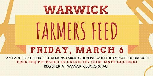 Warwick Farmers Feed