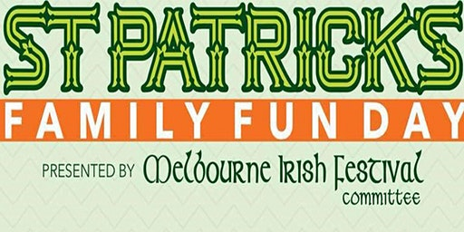 FREE - St Patrick's Family Fun Day 2020