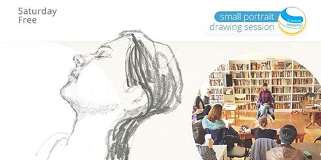 Small Portrait Drawing tickets