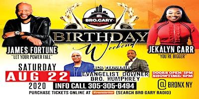 Bro Gary Birthday Celebration