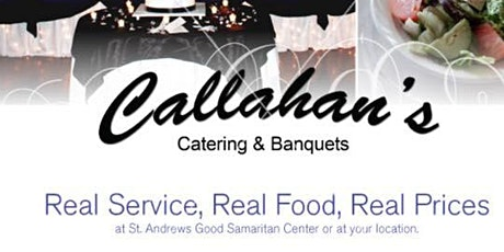 Callahan's Catering Open House & Tasting tickets