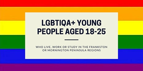2020 Pride groups for 18-25yo's - Info session tickets