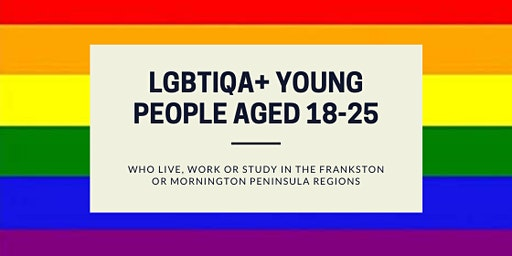 2020 Pride groups for 18-25yo's - Info session