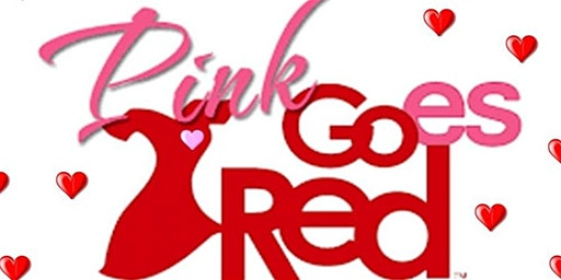 Pink Goes Red...Money, Movement & Meditation All Lead to a Healthy Heart