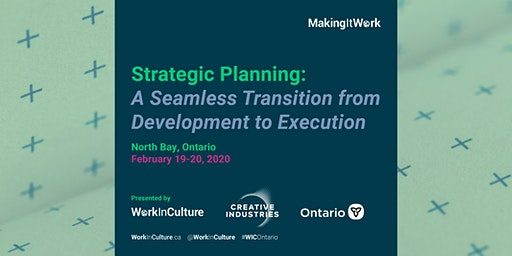 Strategic Planning: A Seamless Transition from Development to Execution