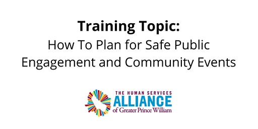 Human Services Alliance Membership Meeting and Community Training