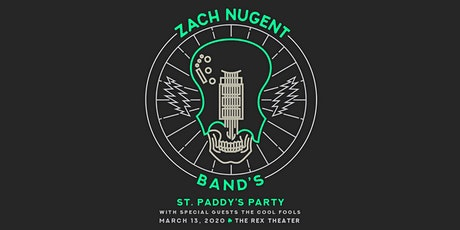 Zach Nugent Band's St. Paddy's Day Party! tickets