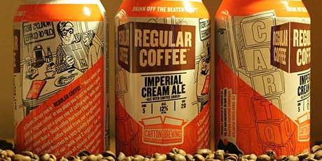 Carton Takeover Ft. Coffee Variants tickets