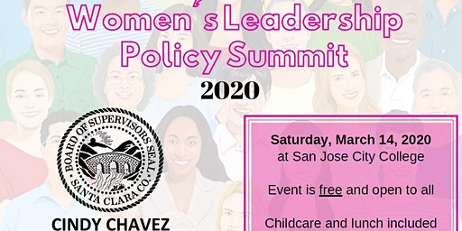 Women's Leadership Policy Summit 2020