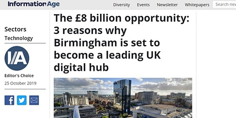 Business Opportunity in Financial Technology Startups in the UK & Worldwide  (c£150,000 pa achieved)  tickets