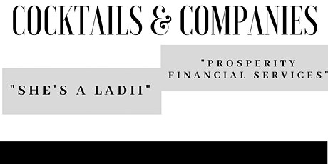 Cocktails & Companies tickets
