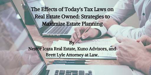 The Effects of Today's Tax Laws on Real Estate Owned