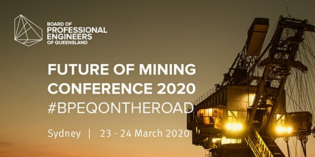 Future of Mining Conference 2020 tickets