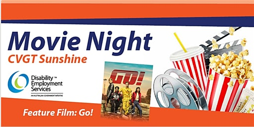CVGT Sunshine - Disability Employment Services Movie Night