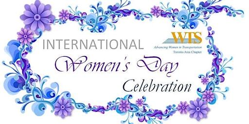 WTS Toronto - International Women's Day Celebration 2020