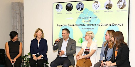 ECO Fashion Week\SF 2020 :  GREEN TECH | Sustainable Fashion Conference tickets