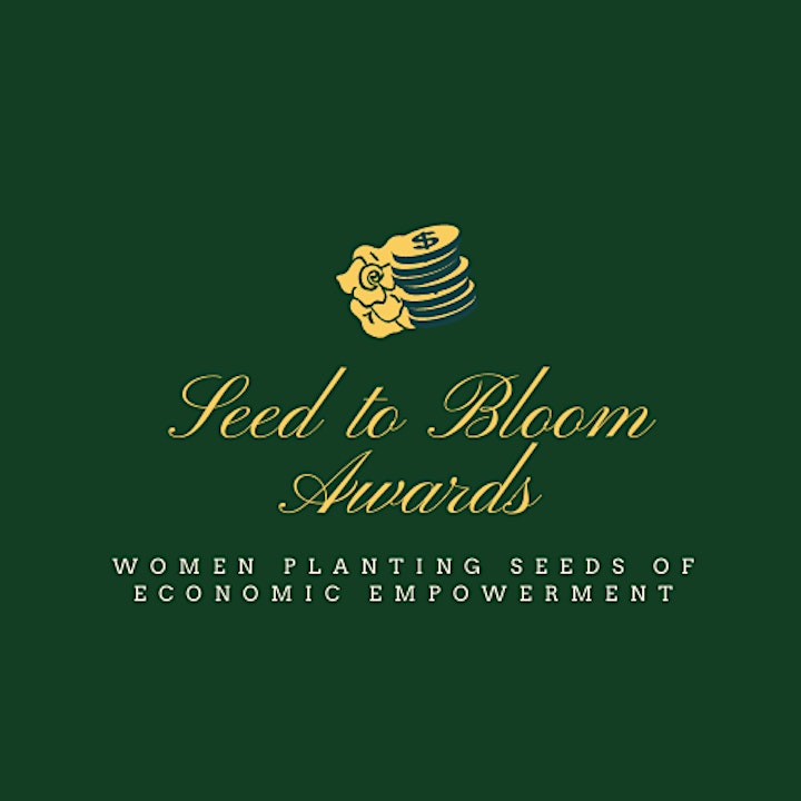 8th Annual Seed to Bloom Awards Virtual image