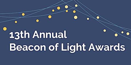 Beacon of Light Awards 2020 tickets