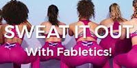 Fabletics x LaFitness tickets