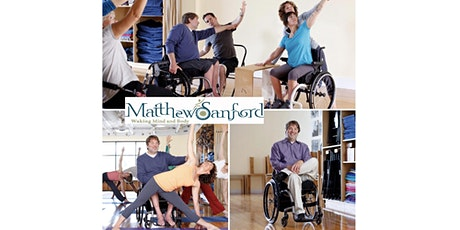 "Matthew Sanford ""A Mind-Body Approach to Healthcare"" & Yoga class for all Humanities tickets"