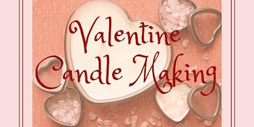 Valentine Candle Making Workshop