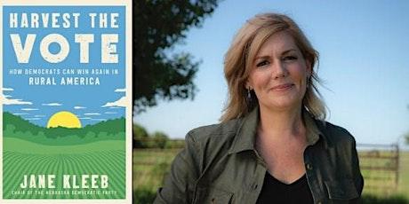 Jane Kleeb: Harvest the Vote tickets