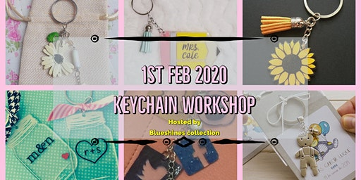 Handmade Keychain Workshop