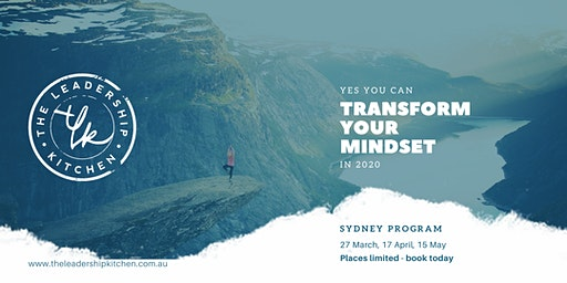 Transform Your Mindset - Bring Your Best Self To Work