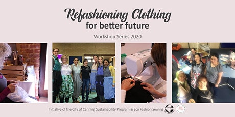 Refashioning Clothing For Better Future tickets