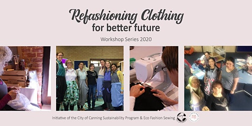 Refashioning Clothing For Better Future