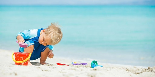 "FREE ""Pop Up Beach Playgroup"" -  Fun for children 0-5 years"