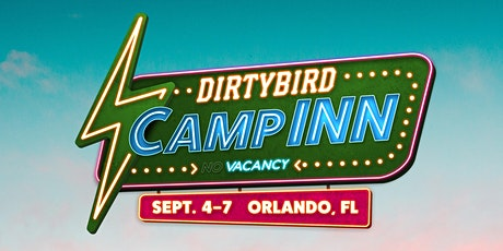Dirtybird CampINN tickets