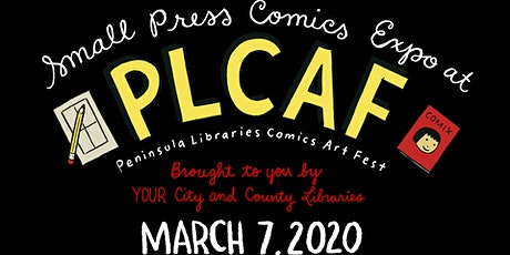2020 PLCAF Small Press Comics Expo tickets