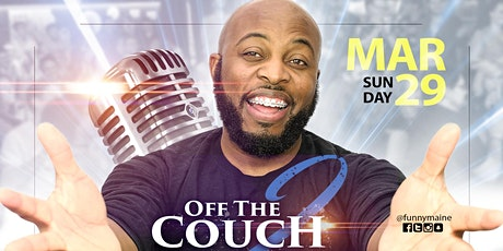 Funnymaine's Off the Couch 2 Tour - Live in Dallas tickets