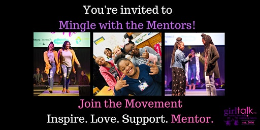 Mingle with the Mentors!