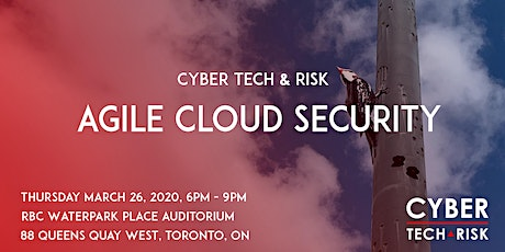 Cyber Tech & Risk - Agile Cloud Security tickets