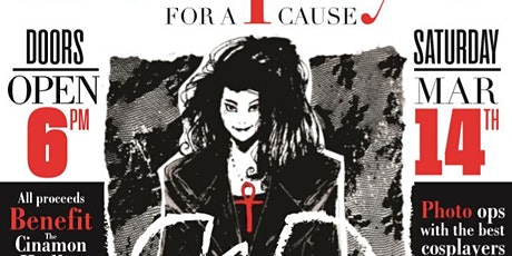 Cosplay for a Cause tickets