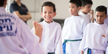 Pallara - Kids Self Defence Classes tickets