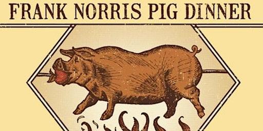 Alpha Iota's 112th Annual Norris Pig Dinner