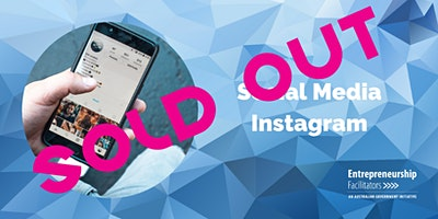 SOLD OUT - WAITLIST OPEN Social Media - Instagram