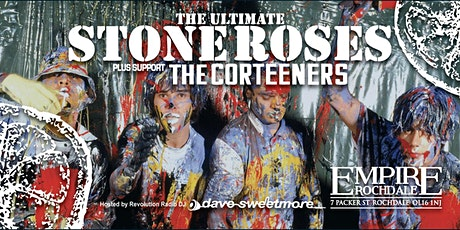 STONE ROSES & COURTEENERS - MANCHESTER TRIBUTE tickets